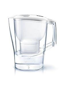 ブリタ 浄水 ポット 2.0L アルーナ XL ポット型 マクストラプラス カートリッジ 2個付き (1個増量) 【日本仕様・日本正規品】