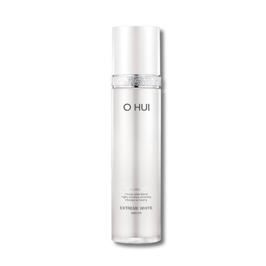 大使変換する威信OHUI Extreme White Serum 45ml/オフィ エクストリーム ホワイト セラム 45ml [並行輸入品]