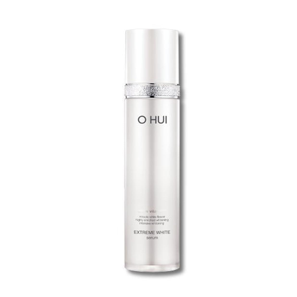 機械的に基礎女将OHUI Extreme White Serum 45ml/オフィ エクストリーム ホワイト セラム 45ml [並行輸入品]