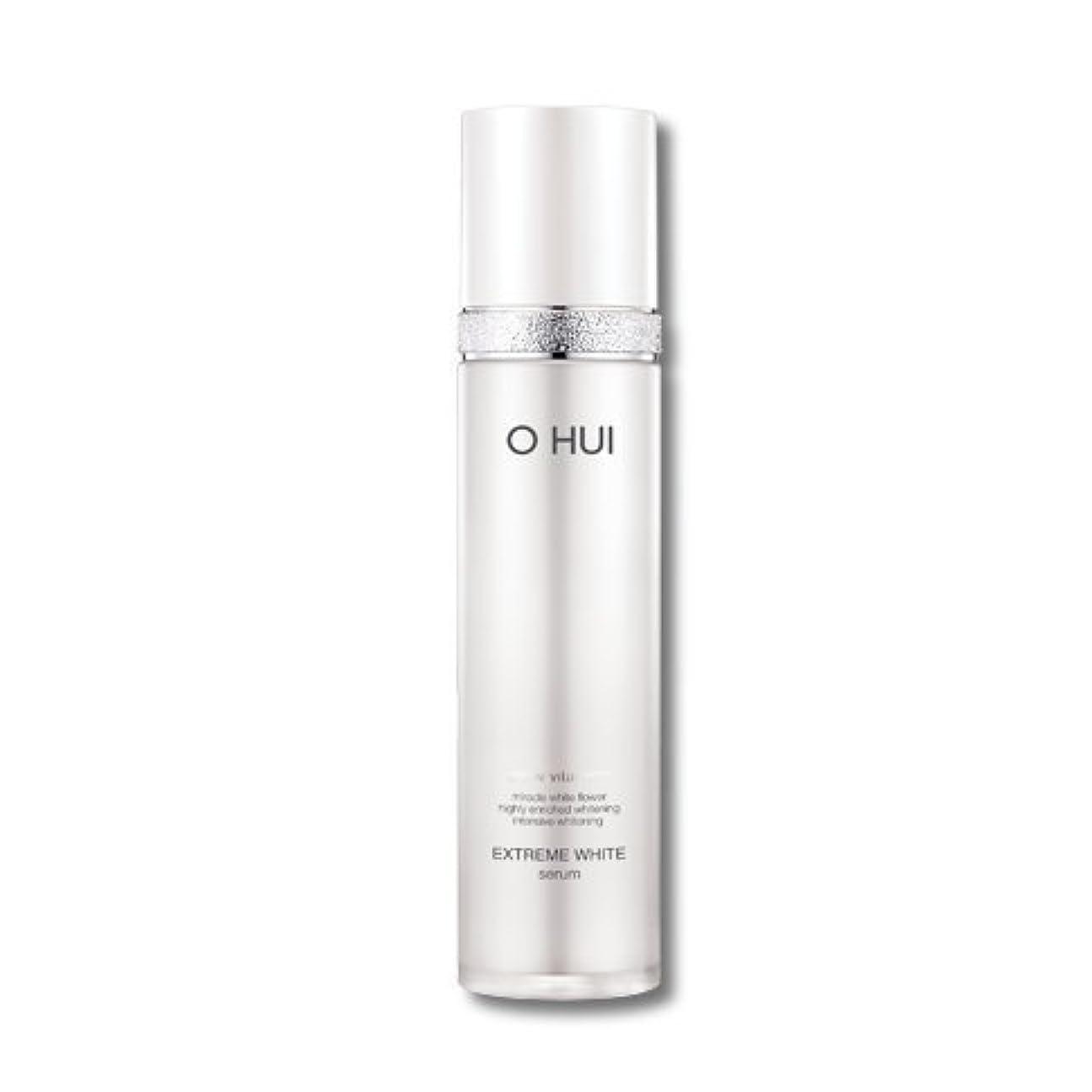 請負業者歌表現OHUI Extreme White Serum 45ml/オフィ エクストリーム ホワイト セラム 45ml [並行輸入品]