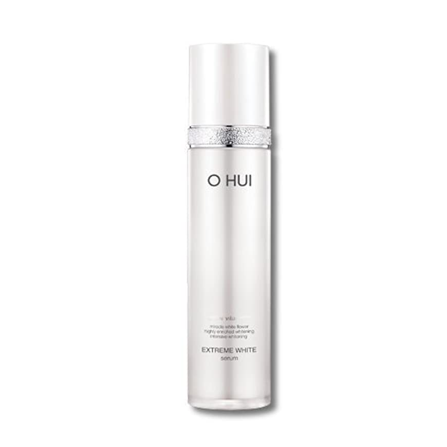 便益コイル書士OHUI Extreme White Serum 45ml/オフィ エクストリーム ホワイト セラム 45ml [並行輸入品]