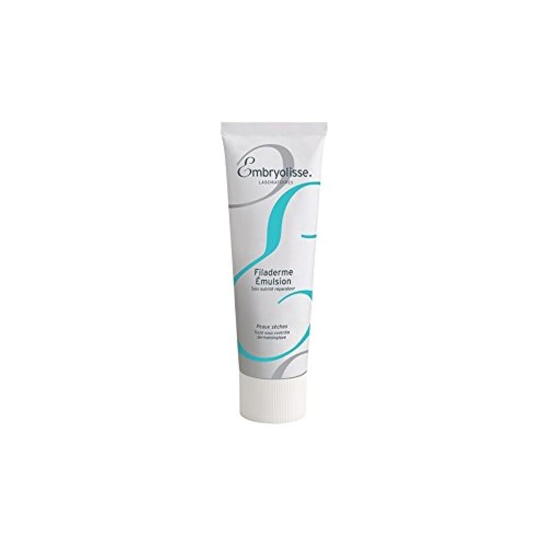 櫛説教する四分円Embryolisse Filaderme Emulsion (75ml) (Pack of 6) - エマルジョン(75ミリリットル) x6 [並行輸入品]