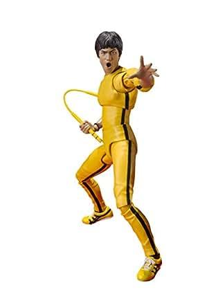S.H.フィギュアーツ ブルース・リー(Yellow Track Suit) 約140mm PVC&ABS製 塗装済み可動フィギュア
