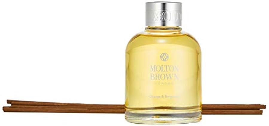 情熱的カーテンクロスMOLTON BROWN(モルトンブラウン) オレンジ&ベルガモット アロマリード