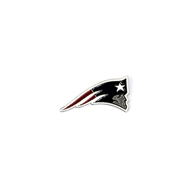 New England Patriots ニューイングランド?ペイトリオッツ オフィシャル ピンバッジ【NFL】