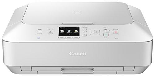 RoomClip商品情報 - Canon インクジェットプリンター複合機 PIXUS MG6730 WH ホワイト