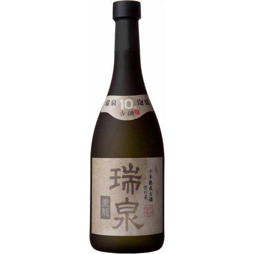 瑞泉酒造 黒龍10年古酒 43度 720ml  [沖縄県]