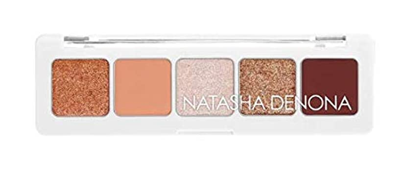 オセアニア時代遅れ前投薬ナターシャデノナ ミニ ヌード アイシャドウ パレット(Mini Nude Eyeshadow Palette)