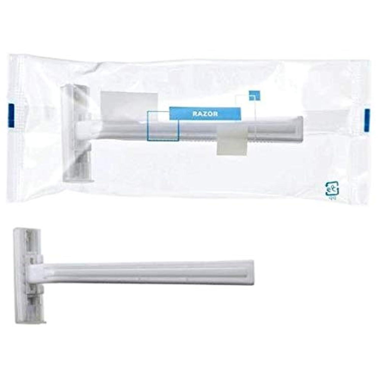 適応する密度バースカミソリ2枚刃 袋入 ムサシ2 (eシリーズ) 250入