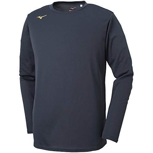 ミズノ ()メンズスポーツウェア 長袖機能Tシャツ BS ブレスサーモUクビシャツ 32MA864309 メンズ 09 ブラック
