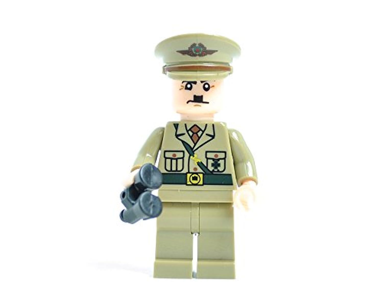 AFM WW2 ドイツ軍 総統閣下 ミニフィグ+アイテムセット