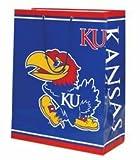 NCAA Kansas Jayhawks Gift Bag, Large by Capcom