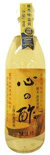 心の酢(純粋米酢) 500ml