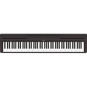 YAMAHA ヤマハ Pシリーズ 電子ピアノ ブラック P-45B
