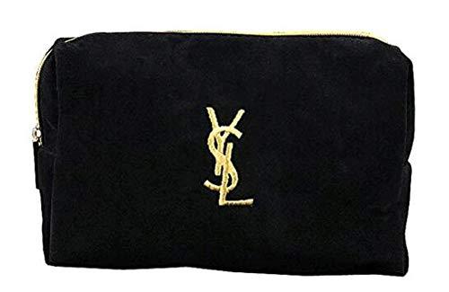 65b21ef671d5 [Yves saint Laurent]イヴ サンローラン ポーチ メイクボックス 化粧ポーチ 小物入れ ロゴ