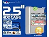 タイムリーGROOVY 外付けHDDケース 2.5