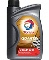TOTAL(トタル) エンジンオイル QUARTZ RACING 10W60 60L [182163]