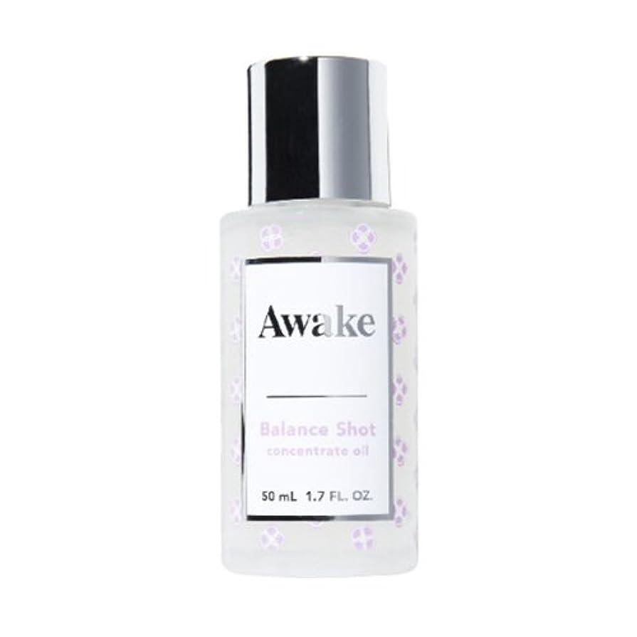 ベーリング海峡イソギンチャクマインドアウェイク(AWAKE) Awake(アウェイク) バランスショット コ ンセントレイトオイル 〈美容オイル〉 (20mL)