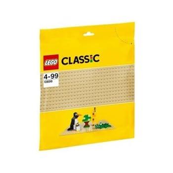 レゴ (LEGO) クラシック 基礎板(ベージュ) 10699