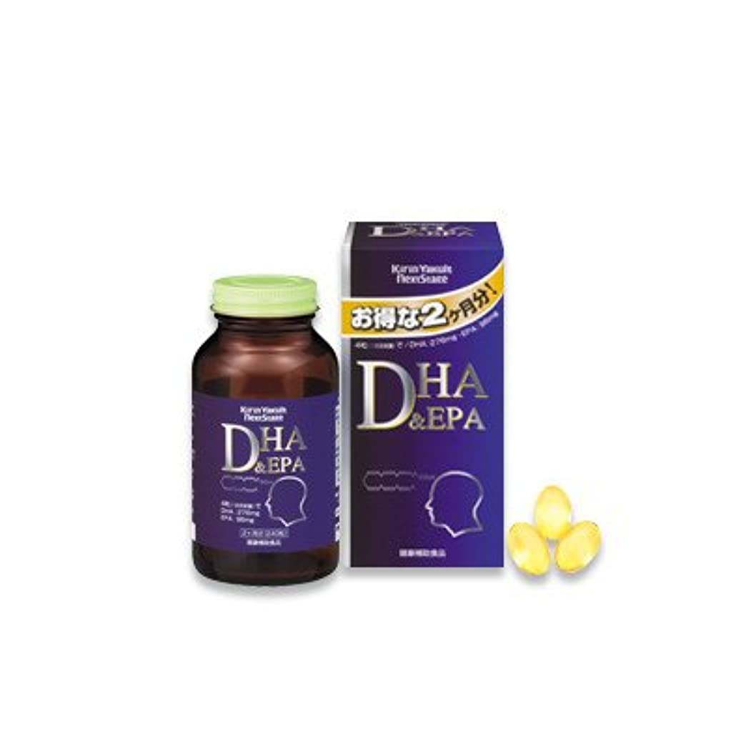 成分湿度魅惑するヤクルトヘルスフーズ DHA&EPA(240粒) 4箱