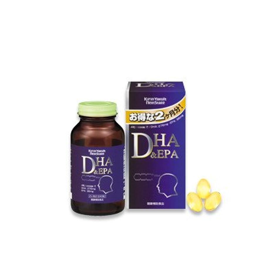 異なる順応性調整ヤクルトヘルスフーズ DHA&EPA(240粒) 4箱
