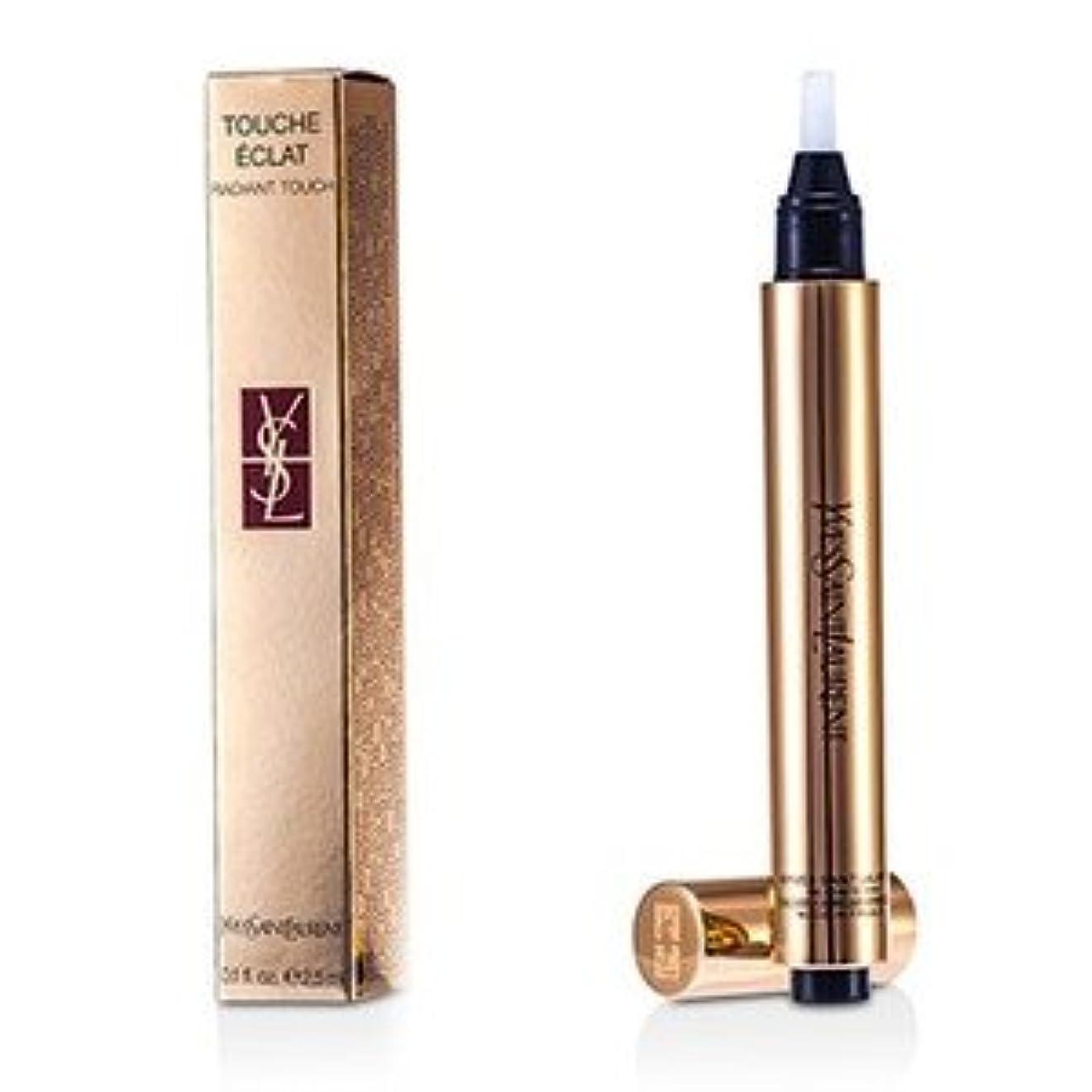 受粉する解任不当Yves Saint Laurent(イヴサンローラン) ラディアント タッチ/タッチ エクラ - #2.5 Luminous Vanilla 2.5ml/0.1oz [並行輸入品]