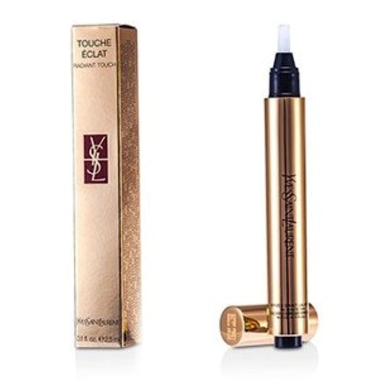遺伝的ダメージ子孫Yves Saint Laurent(イヴサンローラン) ラディアント タッチ/タッチ エクラ - #2.5 Luminous Vanilla 2.5ml/0.1oz [並行輸入品]