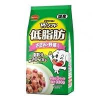 ビタワン君のWソフト低脂肪(330g)×18【ケース販売】
