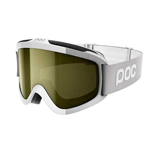 (Regular, Hydrogen White) - POC Sports Iris Comp Goggles