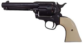 マルシン工業 Colt SAA45ピースメーカー 6mmBB Xカートリッジ ブラックHW 18歳以上ガスリボルバー