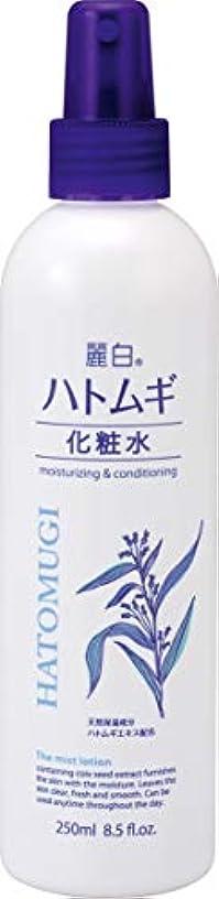 でラップトップ野心的麗白 ハトムギ 化粧水ミストタイプ250ML