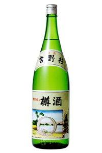 吉野杉の樽酒720ml