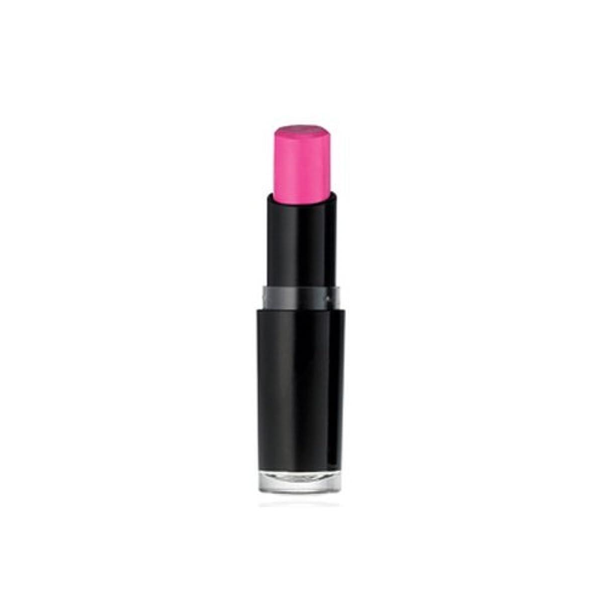灌漑どっちでも副詞WET N WILD Mega Last Matte Lip Cover - Dollhouse Pink (並行輸入品)