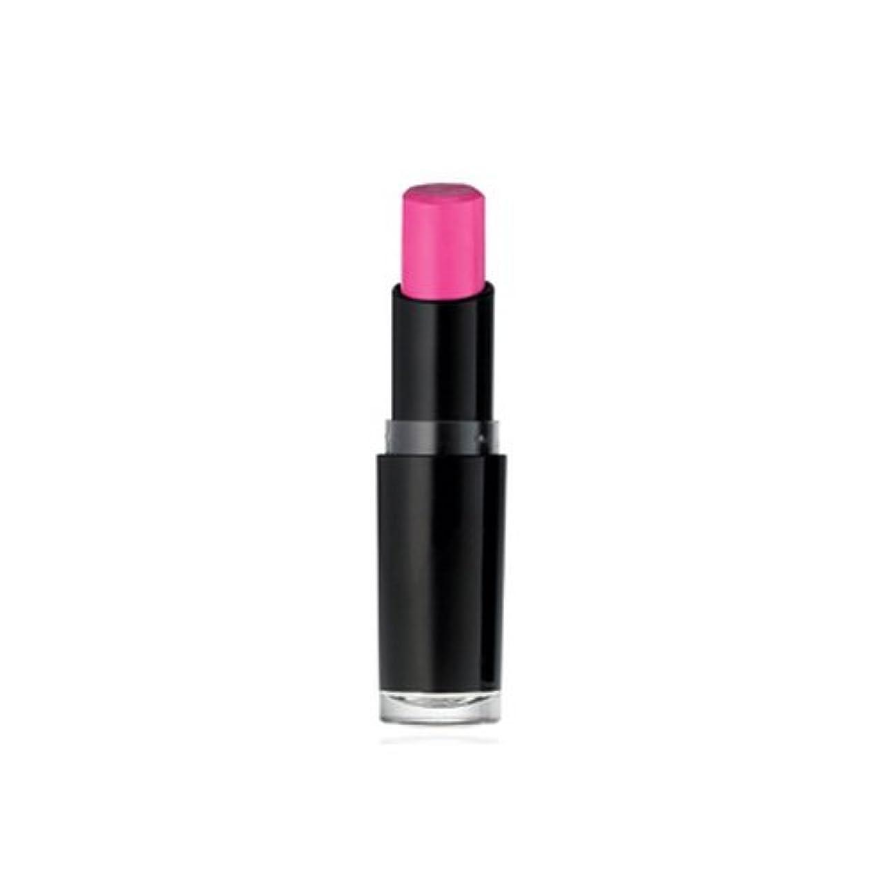 靴安心させるコードWET N WILD Mega Last Matte Lip Cover - Dollhouse Pink (並行輸入品)