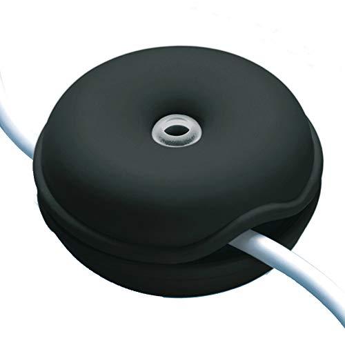 【正規輸入品】 Cleverline ケーブルオーガナイザー Cable Turtle Giant ブラック 790179