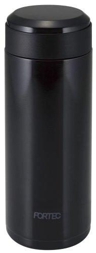 和平フレイズ 水筒 マグボトル 600ml ブラック 真空断熱 保温 保冷 サースティ フォルテックパーク FPR-6363