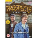 Prospects - The Complete Series DVD Gary Olsen Brian Bovell Hazel O'Connor Channel 4
