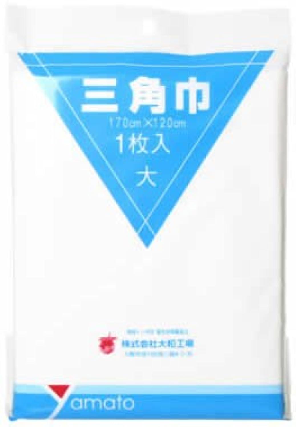 温室奇跡的な精算三角巾 大 1枚入 170cm×120cm
