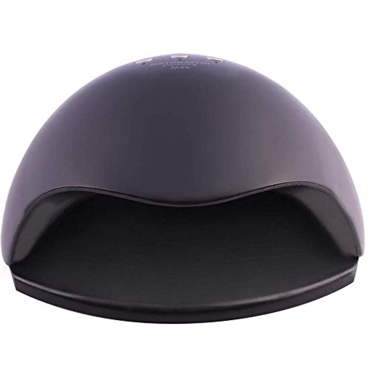 入浴パントリー結果としてネイルドライヤーオートセンサー48ワットプロフェッショナル365 + 405nm uv ledランプネイルドライヤーポリッシュマシンフィット硬化すべてネイルジェルポリッシュ用硬化ネイルツール