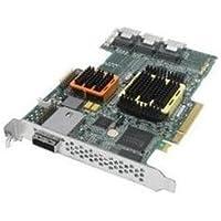 Adaptec SATA/SAS RAID 3G SATA/SAS PCIEx8 SFF-8087*6,SFF-8088*1 ケーブル無 RAID 0,1,1E,5,5EE,6,10,50,60,JBOD MD2 LP 512MB/DDR2 ASR-52445 RoHS Single