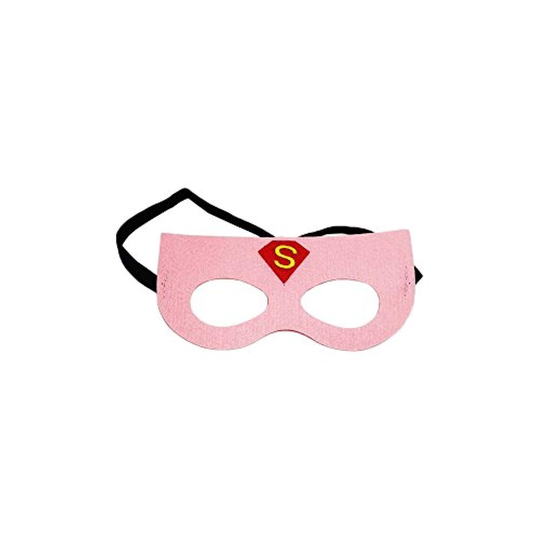 Supergirl Comic CartoonキッズコスチュームFeltマスクbyスーパーヒーローブランド