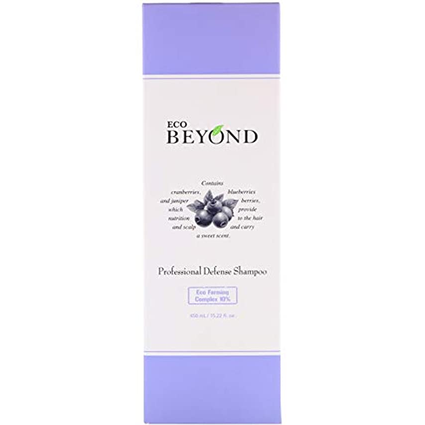 組み合わせる閉じる盗難[ビヨンド] BEYOND [プロフェッショナル ディフェンス シャンプー 450ml] Professional Defense Shampoo 450ml [海外直送品]
