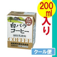 白バラ コーヒー/200ml×24本/クール便