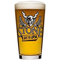Stone Brewing Company – Go To IPA – Pint Glass