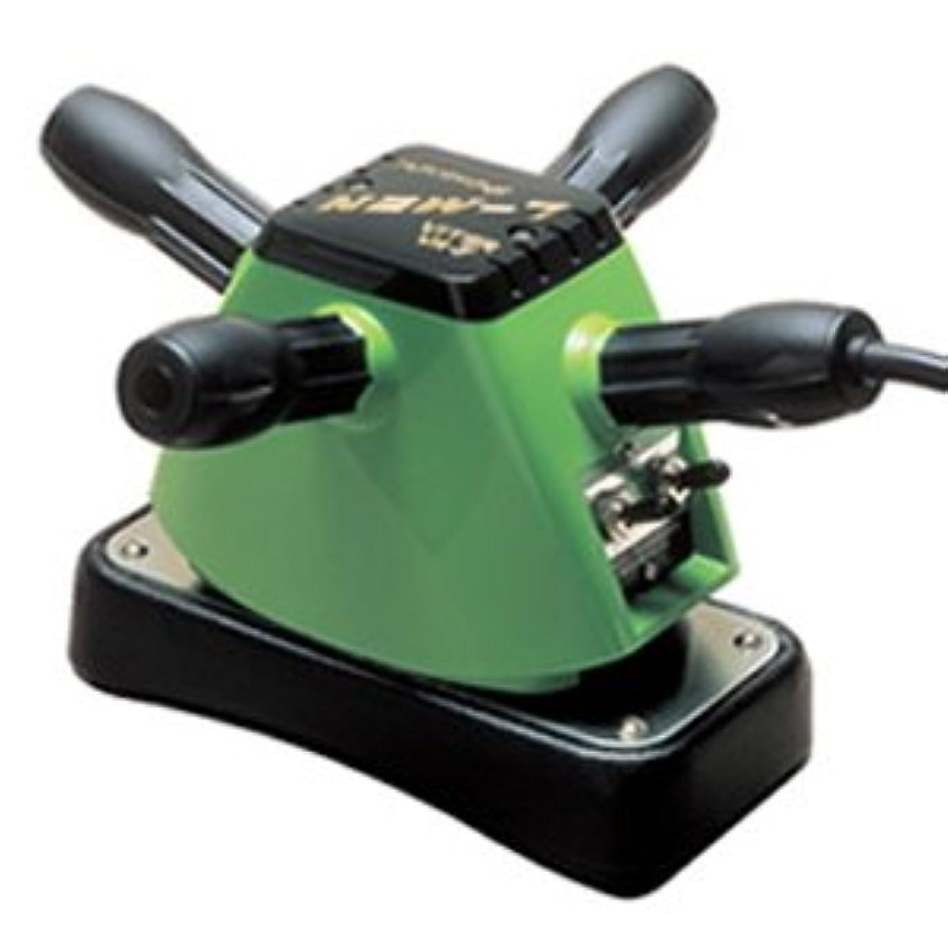 ビッグフィールド レイマックス バイター NEW-7+ゲルマニウムスリムローラーEX (ゴールド)セット