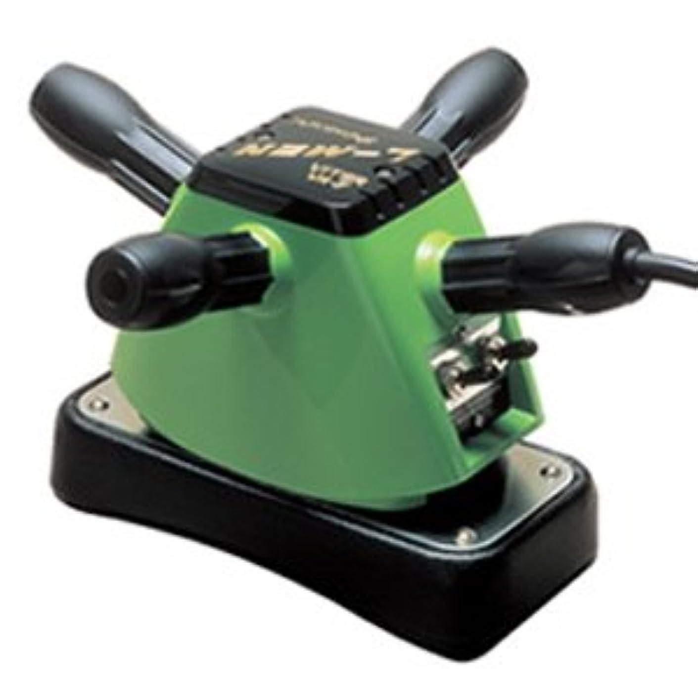 農村高い件名ビッグフィールド レイマックス バイター NEW-7+ゲルマニウムスリムローラーEX (ゴールド)セット