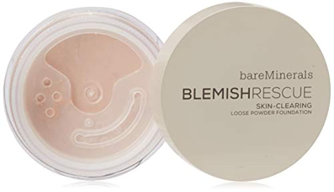 干渉する造船としてBlemish Rescue Skin-Clearing Loose Powder Foundation - 3C Medium