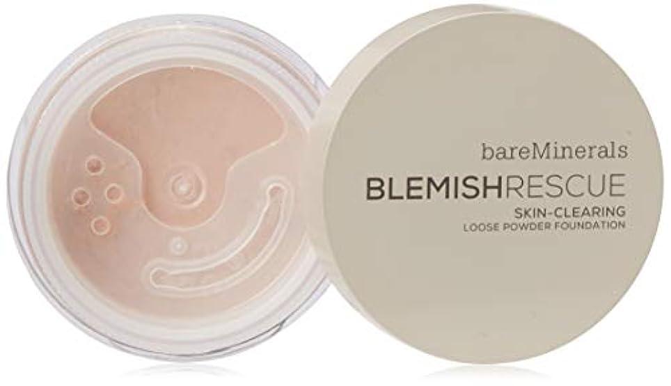 掃く認めるストリップBlemish Rescue Skin-Clearing Loose Powder Foundation - 3C Medium