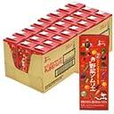 JA鹿児島県経済連 ジューシー 赤の野菜ソムリエ 紙パック 200ml×12本×2箱