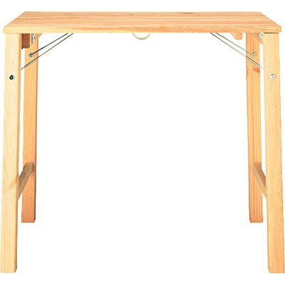 RoomClip商品情報 - 無印良品 パイン材テーブル・折りたたみ式 幅80×奥行50×高さ70cm.
